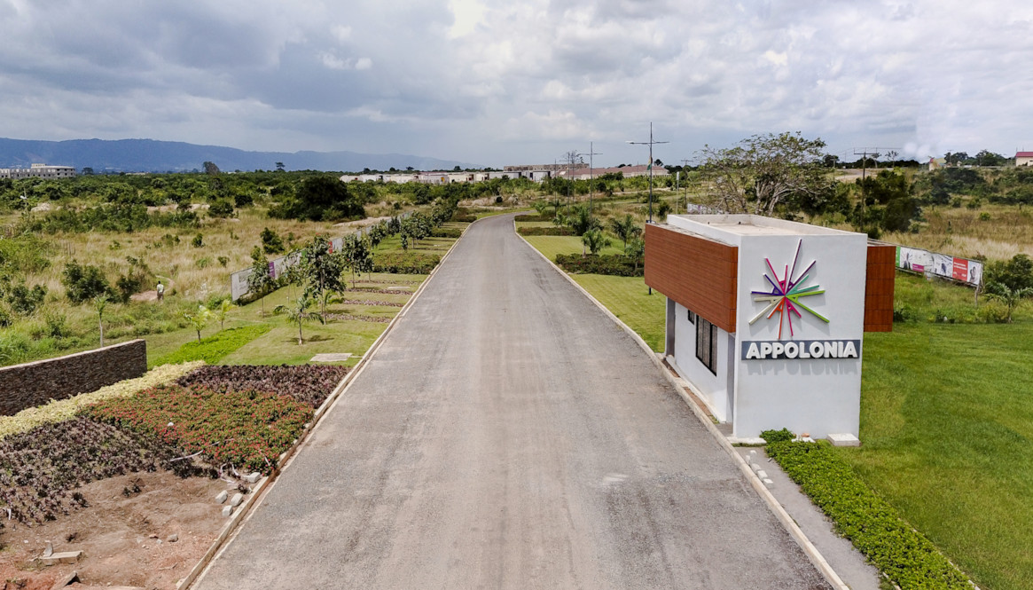 Interactive real estate virtual tour of Appolonia City