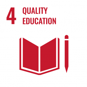Sdgs goal 4 quality education
