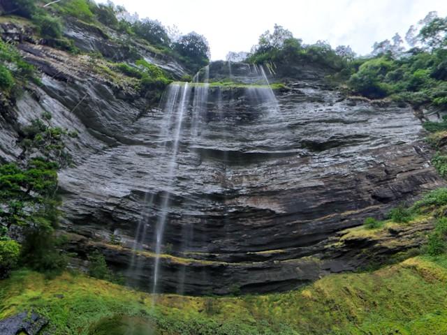 360 ghana virtual tours tini waterfall