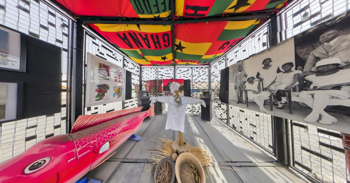 Ano ghana mobile museum